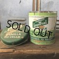 Vintage Fairmont LmperiaL ICE CREAM Can (T577)