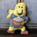 Vintage Pillow Cloth Doll  Pops-Rite Popcorn Puffy (T554)