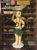 Vintage Pillow Cloth Doll Tropic-Ana  (T552)