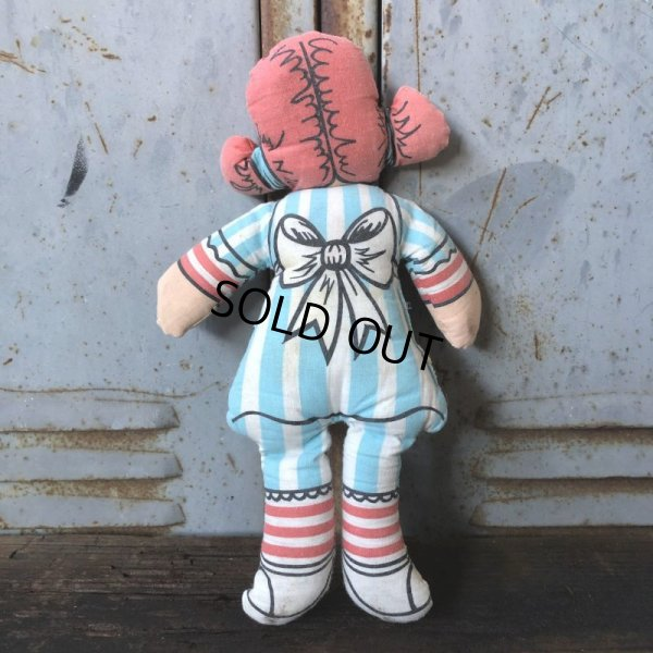 画像4: Vintage Pillow Cloth Doll Wendys (T558)