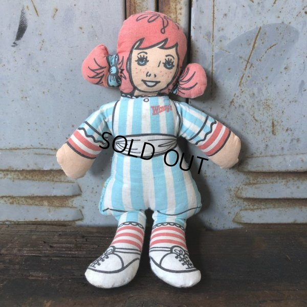 画像1: Vintage Pillow Cloth Doll Wendys (T558)