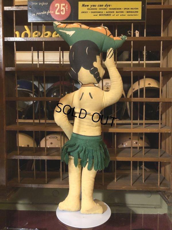 画像3: Vintage Pillow Cloth Doll Tropic-Ana  (T552)