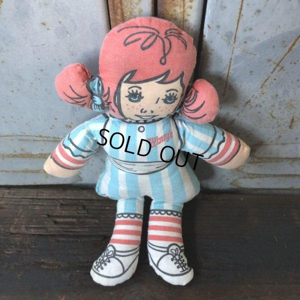 画像2: Vintage Pillow Cloth Doll Wendys (T558)