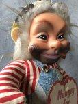 画像6: Vintage Rushton Hobo Rubber Face Valentine Doll (T564)
