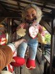 画像9: Vintage Rushton Hobo Rubber Face Valentine Doll (T564)