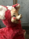 画像9: Vintage Rubber Face Doll Red Fox (T561)
