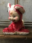 画像5: Vintage Rubber Face Doll Red Fox (T561)