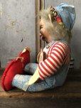 画像3: Vintage Rushton Hobo Rubber Face Valentine Doll (T564)