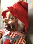 画像6: Vintage Rushton Hobo Rubber Face Valentine Doll (T565)