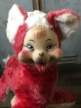 画像10: Vintage Rubber Face Doll Red Fox (T561) (10)