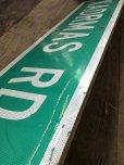 画像6: Vintage Road Sign KADRMAS RD (T572)