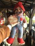 画像8: Vintage Rushton Hobo Rubber Face Valentine Doll (T565)