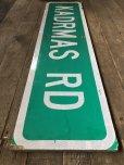 画像6: Vintage Road Sign KADRMAS RD (T573)