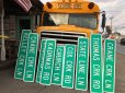 画像10: Vintage Road Sign KADRMAS RD (T573)