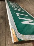 画像6: Vintage Road Sign CHURCH LN (T576)