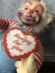 画像5: Vintage Rushton Hobo Rubber Face Valentine Doll (T564)