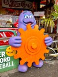 画像3: Vintage McDonald's Playland Store Display Sign Grimace Statue  (T566)