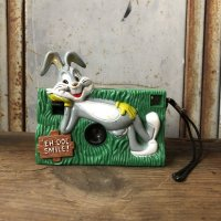 70s Vintage Bugs Bunny Toy Camera (T539)