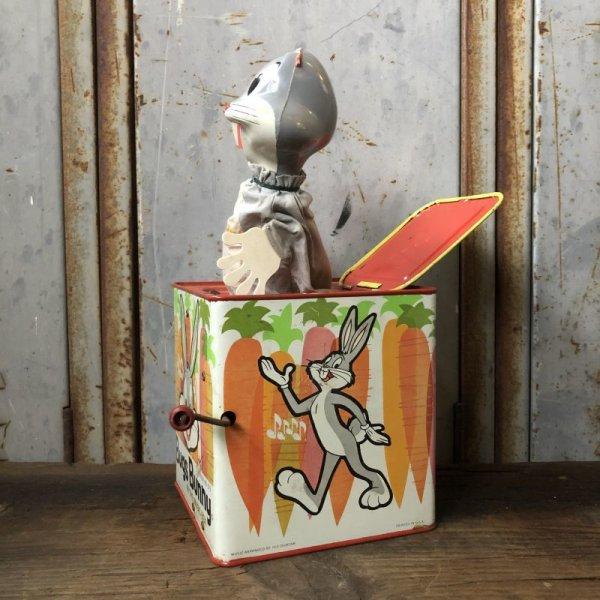 画像2: SALE Vintage Bugs Bunny Jack in the Box (T552)