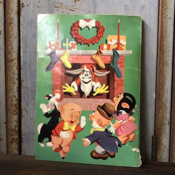 画像2: 50s Vintage Comic / BUGS BUNNY'S CHIRISTMAS FUNIES (T555)