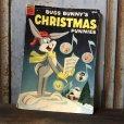 画像1: 50s Vintage Comic / BUGS BUNNY'S CHIRISTMAS FUNIES (T555) (1)
