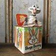 画像1: SALE Vintage Bugs Bunny Jack in the Box (T552) (1)