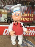 70s Vintage Advertising Miller Flour Store Display Jolly Doll 50cm (T544)