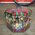 Vintage M&M's Tin Can Merry Go Round (T565)