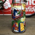 Vintage M&M's Tin Can Happy Holidays (T567)