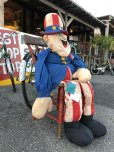 画像2: Vintage Uncle Sam Big Doll 160cm (T578)  (2)