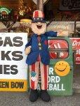 画像10: Vintage Uncle Sam Big Doll 160cm (T578)