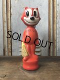 60s Vintage Soaky Felix the Cat Red (T542)