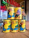 画像1: Vintage Popeye Toy Pitch n Toss Gardner Game Spinach Can (T592) (1)
