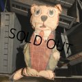 Vintage Kellogg's Cereal Cloth Doll Cat (T600)