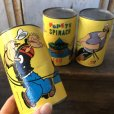 画像7: Vintage Popeye Toy Pitch n Toss Gardner Game Spinach Can (T592)