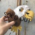 Vintage Eagle Plush Doll (T612)