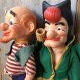 画像7: 50s Vintage Yokum Dogpatch Pappy & Mammy Doll Set 35cm (T607)