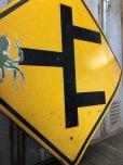 画像4: Vintage Road Sign (T639)