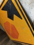 画像6: Vintage Road Sign ↑ (T634)