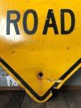 画像5: Vintage Road Sign NARROW ROAD (T648)