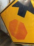 画像3: Vintage Road Sign ↑ (T634)