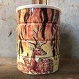 画像2: Vintage Safari Coffee Animal Tin Can Tiger (T654) (2)