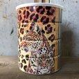 画像3: Vintage Safari Coffee Animal Tin Can African Elephant (T660)