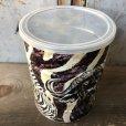 画像5: Vintage Safari Coffee Animal Tin Can Cape Buffalo (T656)
