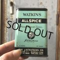 Vintage Watkins All Spice Can (T684)