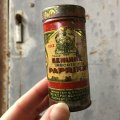 Vintage Genuine Paprika Can (T676)