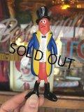 1995 Vintage Nathan's Hot Dog Franksters Bendable Figure (T704)
