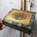 Vintage Cigar Tobacco Can El Principe de Gales (T714)