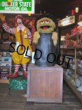 Vintage Sesame Street Oscar the Grouch FAO SCHWARZ Store Display (T731)