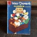 50s Vintage Dell WALT DISNEY'S comics (S749)